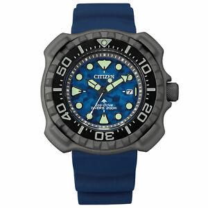 CITIZEN PROMASTER MARINE BN0227-09L Eco-Drive Titanium 200M Men's Watch WARRANTY