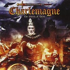 Christopher Lee - Charlemagne: Omens Of Death (NEW CD)