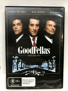 GoodFellas - DVD - AusPost with Tracking