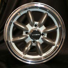 Fiat 124 Spider X19 Panasport Wheel Set Best Quality street wheels Brand New
