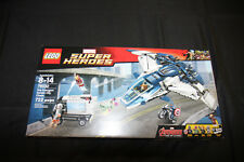 LEGO AVENGERS AGE OF ULTRON QUINJET CITY CHASE 722 PC