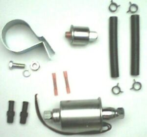 6 volt Fuel Pump Lincoln 1936 1937 1938 1939 1940 1941 can be added booster pump