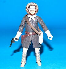 STAR WARS LEGACY HAN SOLO HOTH LOOSE COMPLETE