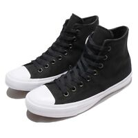 Converse Chuck Taylor All Star Signature II 2 Lunarlon Black Men Shoes 150143C
