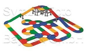 3D Straßen- und Brückensystem, Spielzeug WADER, 80611