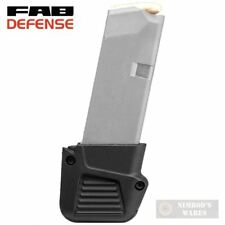 FAB Defense GLOCK 43 G43 PLUS 4 Mag EXTENSION 43-10 FAST SHIP