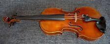 alte Geige 4/4 Violine Zettel Milano Italien Old Violin with Label spielfertig