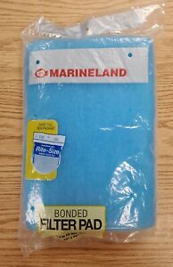 Blue Filter Marine Land Rite-Size Bonded Filter Pad, Cut To Fit Any Filter 12x24