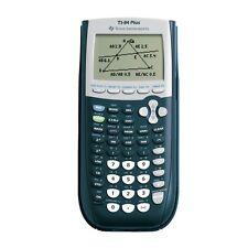Texas Instruments-ti-84 Plus Calcolatrice grafica avanzata-confezionato al dettaglio