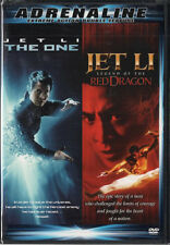 The One / Legend of the Red Dragon  (DVD 2 disc) Jet Li  NEW
