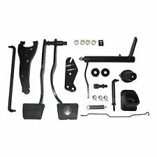 1967 1968 CAMARO 4 SPEED PEDAL CONVERSION KIT CLUTCH PEDALS MANUAL TRANSMISSION