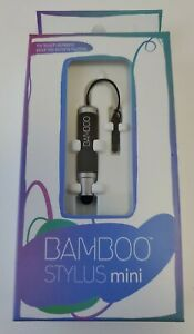 Wacom Bamboo Stylus Mini, Black ( CS120K ) ~ Brand New in Box