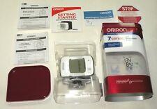 Omron - 7 SERIES Wrist Blood Pressure Monitor - White BP652