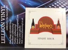 Lindisfarne's Finest Hour LP Album Very Record CAS1108 Rock 70's