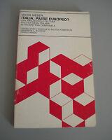 Italy Paese European? - Maria Weber 1986
