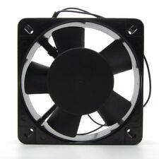 110mm AC220V Cooling Fan Electrical Cabinet Exhaust  2 Wires 11025 110*25mm