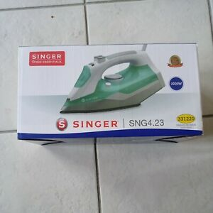 Singer SNG4.23 Corded Steam Iron 2200W
