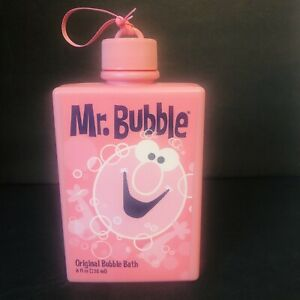 Vintage Mr Bubble Original Bubble Bath Gift Size  8 fl oz Soap Advertisement NEW