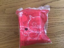 Mcdonalds toys ugly dolls luck bat's tea shop brand new in packet,