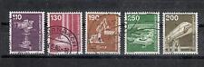 Bundesrepublik Deutschland 1982 MiNr.- 1134-1138 gestempelt