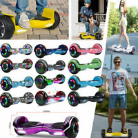 "6.5"" Hoverboard Bluetooth Electric Self Balancing Bag LED Scooter- UL2272 XMAS"