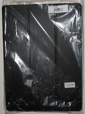 "Black Apple iPad Pro 12.9"" Triple fold PU Leather Smart Case Cover / Stand"