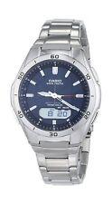 Casio Wave Ceptor Men's Watch WVA-M640D Blue