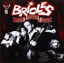 BRIOLES love, rhythm & hate - CD rockabilly rock'n'roll EL TORO