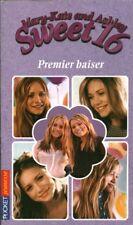 Livre Poche premier baiser sweet 16  Mary-Kate and Ashley  book
