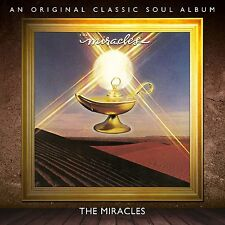 BRAND NEW SEALED CD ~ THE MIRACLES ~ AN ORIGINAL CLASSIC SOUL ALBUM