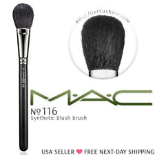 MAC 116 SYNTHETIC BLUSH BRUSH - NEW IN SLEEVE - SALE PRICE FREE SHIPPING