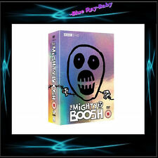 THE MIGHTY BOOSH - COMPLETE SERIES SEASONS 1 2 3 ** BRAND NEW BOXSET**