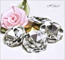 Crystal Faceted Round Jewellery Making Craft Beads