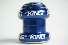 Top quality New CHRIS KING NoThread Headset 1-1/8inch Navy FN0044 Free Shipping