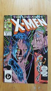 The Uncanny X-Men, #220 (1987, Marvel Comics) High Grade