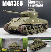 WWII US M4A3E8 Sherman Easy Eight 1/72 finished no diecast Easy model