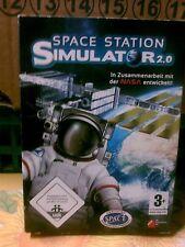 SPACE STATION SIMULAT R2.0-(In Zusammenarbeit mit der NASA entwickelt!-PC CD ROM