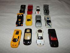 Vintage Lot of 12 HOT WHEELS Various FERRARI Diecast Vehicles