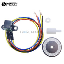Photoelectric Speed Sensor Disc code wheel Encoder Coded for Freescale Smart car