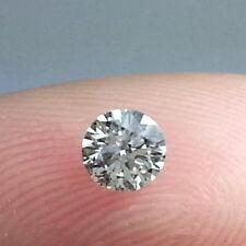 1 stones 100% Natural 3.5mm White Diamonds Loose  VS Color G Round Brilliant Cut