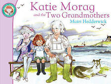 Katie Morag and the Two Grandmothers-ExLibrary