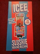 Icee Slushie Making Machine For Home Counter Top Use Brand New
