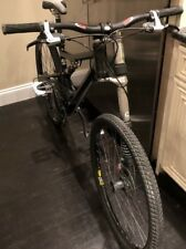 "Cannondale Rush Lefty Size 17"" Full Suspension Mountain Bike 26"" Sram XT Mavic"