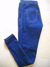 Boho Size 12  Skinny Jeans Dark Denim