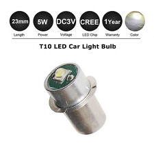 P13.5S Cree 5W LED Bulb for Fulton Government Military 3V 2 D/C Cell Flashlight