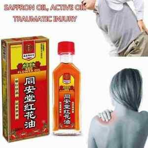 Safflower Oil Rheumatoid Arthritis Pain Relief Essential Pain Oil Killer D7K2