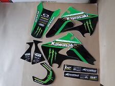 TEAM  GRAPHICS KAWASAKI KX125 KX250  2003 2004 2005 2006 2007