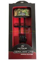 Octane By Bowtech Deadlock Lite Quiver 5 Arrow Realtree Xtra Green Camo 90741
