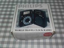 Modelo de Radio Reloj de viaje mundial de PHILIPS AE 4200