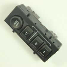 4WD 4x4 Transfer Case Selector Dash Switch for Cadillac Chevrolet GMC 19259313